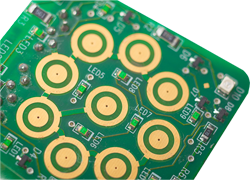 Pastilles de circuit imprimé