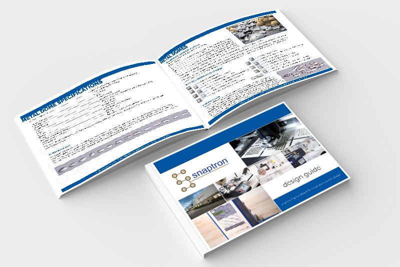 snaptron metal dome design guide
